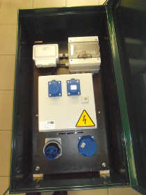 Distribution board level 2